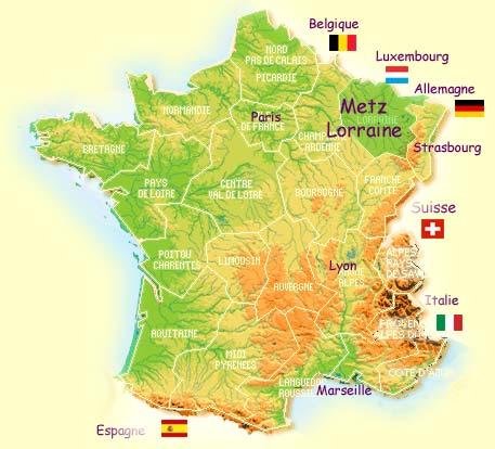 Chambres d 'hotes à Metz, hébergement, Les chambres de l'Ile